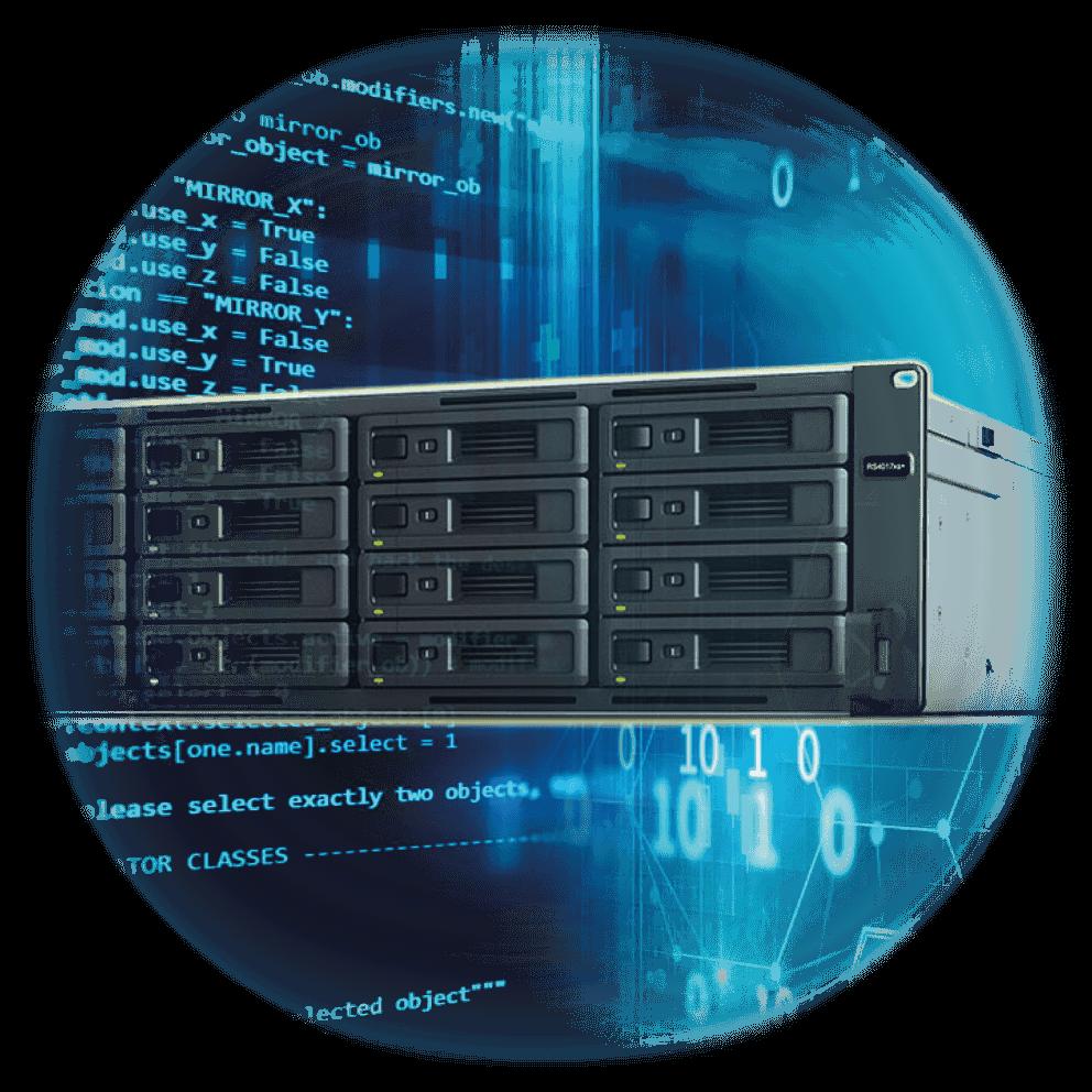 Services de Web-hosting (hébergement, nom de domaine, certificat SSL, support technique, webmail, cloud privé)