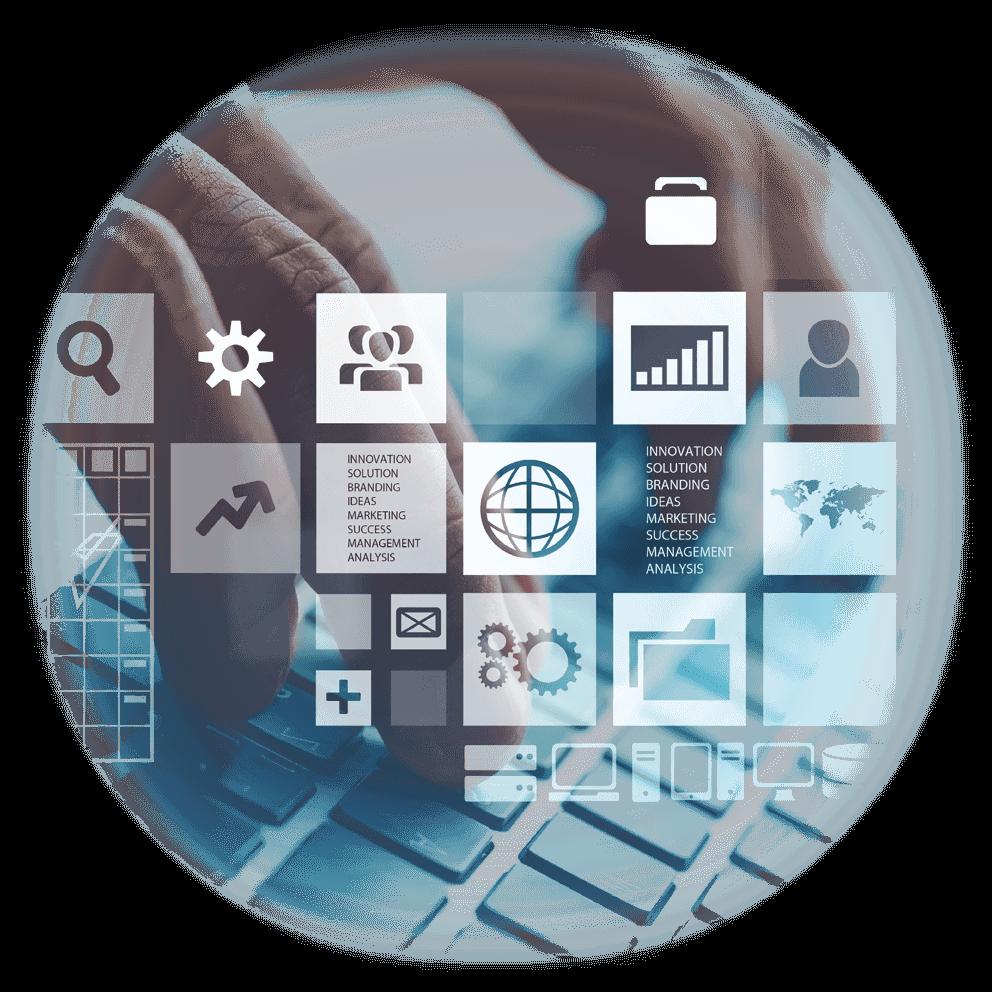 Services de Web-mastering (webmaster, webdesigner, développeur, administrateur, rédacteur)