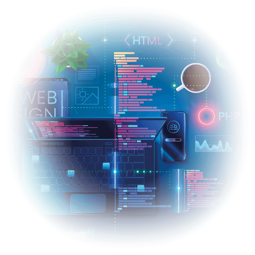 Création d'un site web internet