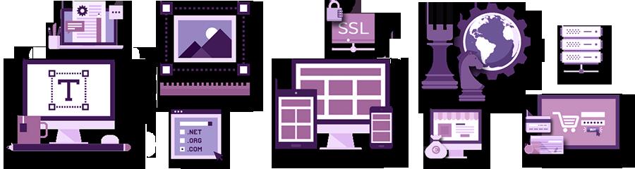 Abonnements aux services de Web Mastering
